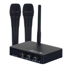 K2 Wireless Mini Family Home Karaoke Echo System Handheld Singing Machine Box Microphone Karaoke Player