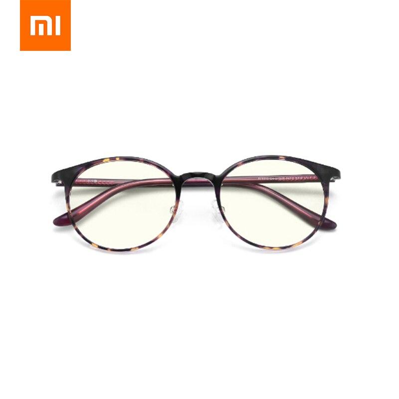 Blue Light Blocking Glasses Women Anti-Fatigue Anti-UV Goggle Computer Game Driving Sunglasses From Xiaomi Youpin