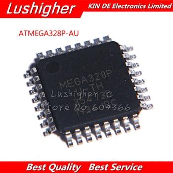 1 sztuk ATMEGA328P-AU QFP32 ATMEGA328P AU TQFP32 MCU 8BIT 32KB FLASH nowy oryginalny IC natychmiast