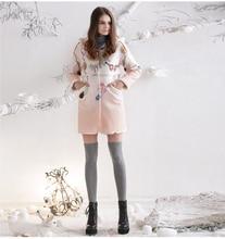 tune Winter New Printed Cotton Coat