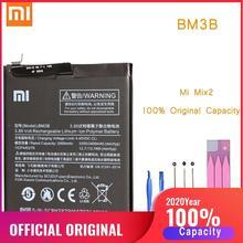 Оригинальный аккумулятор для телефона Mi Mix 2 2S аккумулятор для Xiaomi Mi Mix2 Mix2s BM3B батареи Xiomi Аккумулятор для MiMix 2 2s