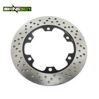 BIKINGBOY For Kawasaki KLE 500 1991 2007 KLR 650 A 1987 2007 KLR 650 C 1994 2007 BJ 250 Estrella / RS Rear Brake Disc Disk Rotor