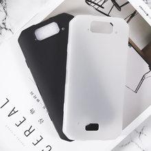 Para blackview bv9500/bv9500 pro plus caso tpu gel volta capa protetora fundas caso caso capa de silicone fosco pudim