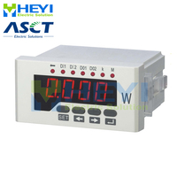 48*96mm LED 디지털 액티브 파워 미터 단상 클래스 0.5 디지털 파워 미터