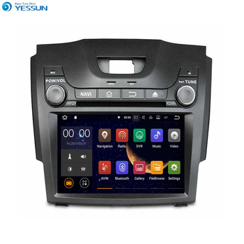 YESSUN Android Radio Car DVD Player For Chevrolet Colorado 2013~2014 Stereo Radio Multimedia GPS Navigation