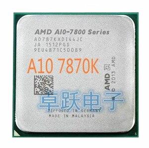 AMD A10-Series A10 7870 A10-7870K A10 7870K 3.9 GHz Quad-Core CPU Processor Socket FM2+ free shipping
