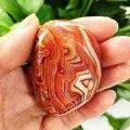 Натуральный камень Sardonyx Агатовые пальмовые камни игровые вещи маленькие камни и кристаллы целебные кристаллы