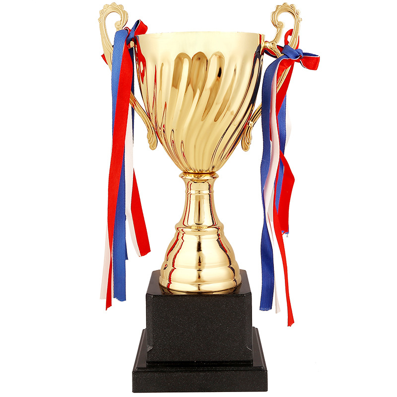 Metal Coverless Champions League Trophy Ww1&2 German Army Souvenir Cup 2019 European League Sports Medal Customizable Trophy Cup