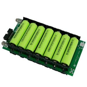 Image 5 - 7S Điện Treo Tường 29.4V 18650 Pin 7S Bộ Pin Cân Bằng PCM PCB 20A 40A 60A BMS pin Dành Cho Diy Bộ Ebike Pin