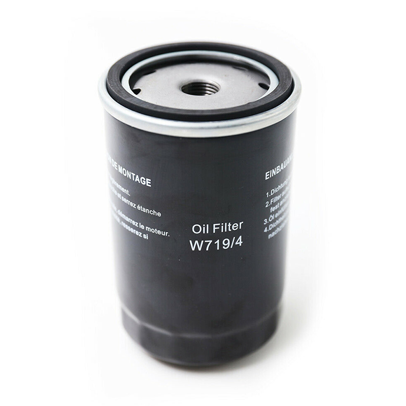 DMC Oil Filter Peplacement Spare Parts Spin-On Air Compressor Accessory Pneumatic Part For Mann Oil Filter W719/4 3/4-16UNF OEM