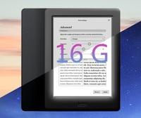 Kobo glo HD 300PPI Rreader book E-Ink Ebook 16G WIFI Reader HD 1448x1072 Touch screen 1
