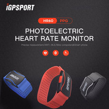 Tracker Bracelet Igpsport Hr60 Monitor Computers Supports Bicycle Heart-Rate with Fitness