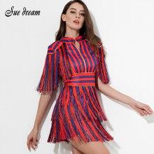 moda sukienka rękawem nowa