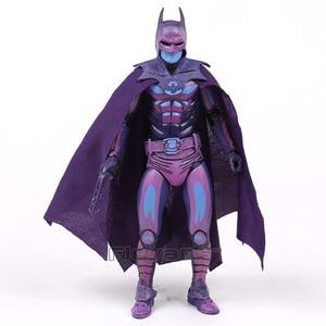 Image 2 - NECA لعبة فيديو كلاسيكية مظهر باتمان عمل الشكل تحصيل باتمان لعبة مجسمة