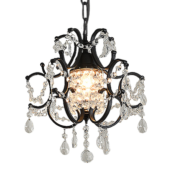 Modern Chandelier Crystal Lustre Cristal Chandeliers Candelabros De Lampara Colgante Bedroom Study Loft Light