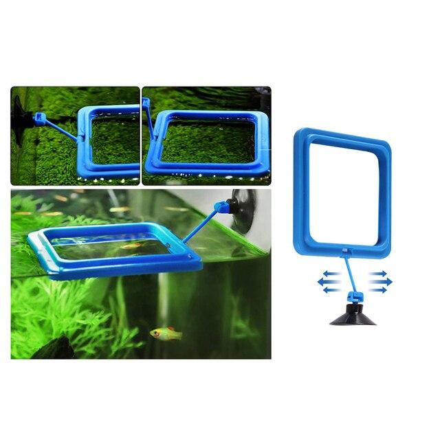 1 шт резервуар для воды плавающего рыбного корма кормления кольцо фотография