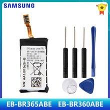 Samsung bateria original EB-BR365ABE para samsung engrenagem apto 2 pro SM-R365 EB-BR360ABE engrenagem apto 2 SM-R360 SCH-R360 engrenagem apto SM-R350