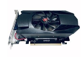 Игровая видеокарта высокой четкости HD7670 для настольного компьютера 4 Гб высокопроизводительная независимая игровая видеокарта