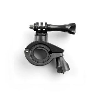 Image 5 - Go Pro Hero מצלמה אופניים הר אופני אופנוע סוגר בעל תמיכה עבור gopro Hero 3 + 6/5/4/3/2 שלד מסגרת Stand קליפ