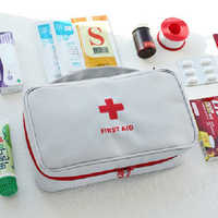 Trousse de premiers soins pour médicaments Camping en plein air sac médical survie sac à main Kits d'urgence ensemble de voyage Portable