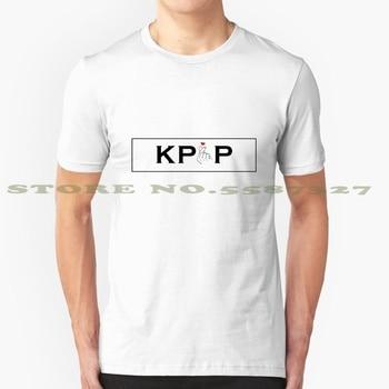 ¡Que amor Kpop! Camiseta a la moda de diseño moderno, Camiseta con estampado de corazón, corazón, ídolo K-pop de mano, ídolo, bonita y Sexy amor coreano