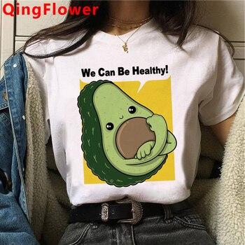 camiseta aguacate saludable