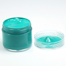 цена на Sapphire Green Leather Paint Leather Care Restoration Color Change Leather Painting for Clothes Shoe Car Seat Acrylic Paint 30ml
