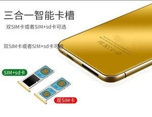 "Image 5 - ULCOOL V66 artı cep telefonu 1.67 ""süper Mini ultra ince kart lüks MP3 Bluetooth toz geçirmez darbeye telefon"
