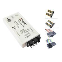 Ulepszona wersja DLC10 Xilinx platforma kabel usb kabel do pobrania programator Jtag do FPGA CPLD CY7C68013A wymień DLC9LP