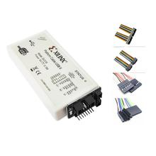 Upgraded Version DLC10 Xilinx Platform Cable USB Download Cable Jtag Programmer for FPGA CPLD CY7C68013A Replace DLC9LP