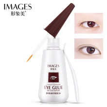 beauty multi-purpose gel eye glue natural non-trace double eyelid glue false eyelash gel cosmetics Natural Big Eye