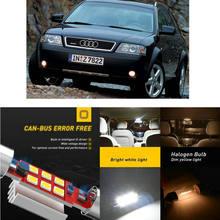 Светодиодный фонарь для салона автомобиля audi allroad 4bh c5