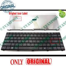 Новая клавиатура для ноутбука acer Aspire 4332 4732 4732Z, eMachines D525 D725 для шлюза NV40 NV42 NV44 NV48 NV4800 черная версия США