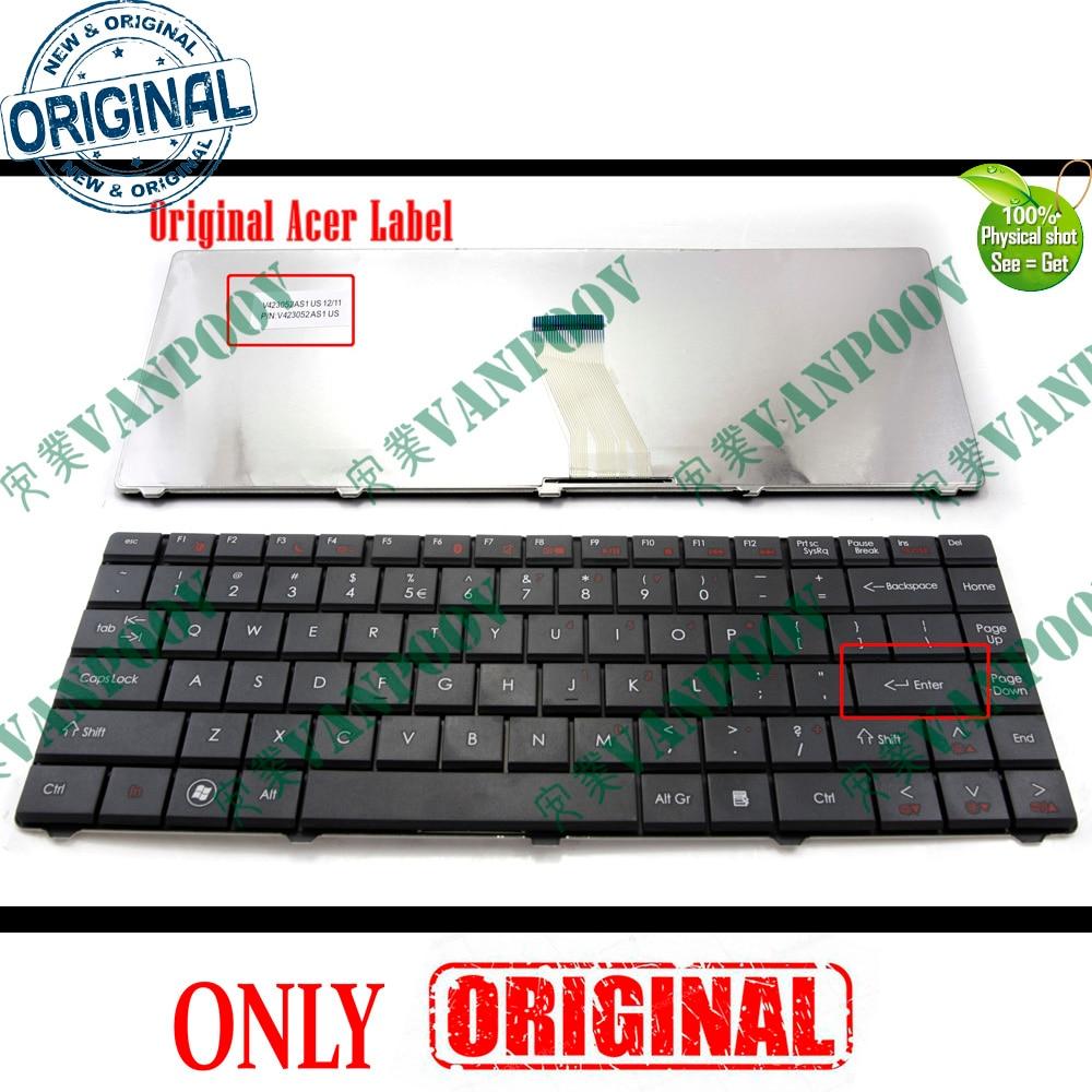 New /& original Acer Aspire V3-331 V3-371 UK qwerty white keyboard