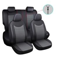 Car Seat Cover Pu Leather Car Covers Auto Accessories for Hyundai Accent Atos Creta Ix25 Ix 25 Elantra 2007 2010 2012 2013 2017