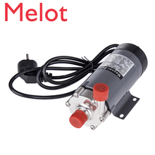 304 stainless head Magnetic Pump MP-15RM Homebrew, Food Grade High Temperature Resisting 140C beer Magnetic Drive Pump Home Brew beer magnetic drive pump 15rm homebrew food grade