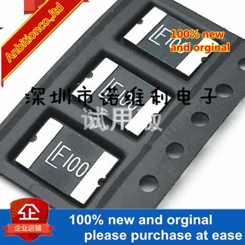 5pcs 100% New Original 2920L100PR SMD Resettable Fuse 2920 1.1A 33V PPTC In Stock