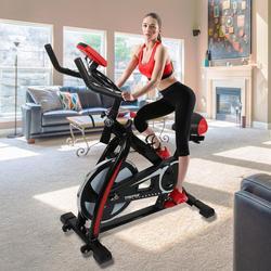Indoor Cycle Bike Stationaire Fietsen Oefening Home Gym Fiets Apparatuur met LCD Display
