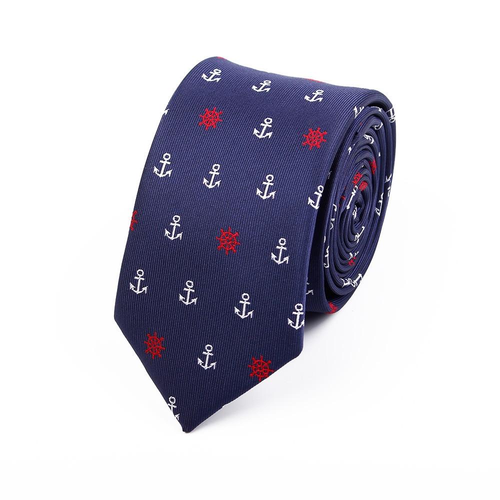 Индивидуальные 8 см мужские шелковые галстуки формальные Полосатый горошек клетка, Жаккард свадебные галстуки Новая мода Классический кор... - 2