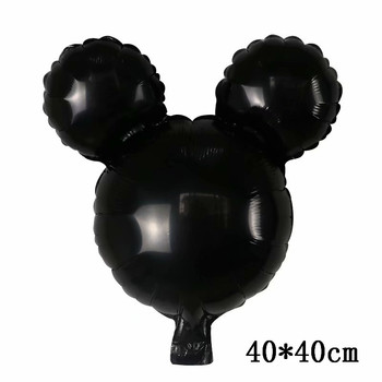 Giant Mickey Minnie Mouse Balloons Disney cartoon Foil Balloon Baby Shower Birthday Party Decorations Kids Classic Toys Gifts 19