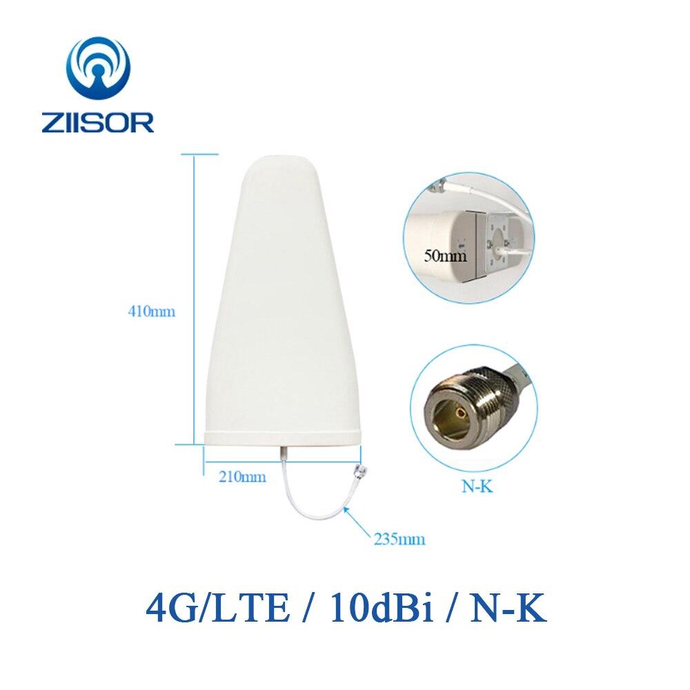 Antena periódica Log 4G, antenas direccionales para exteriores, amplificador Booster Signer, Antena 10dBi para Antena WLAN N hembra de alta ganancia aérea Antena WIFI 3G 4G LTE, 2 uds., antena de parche, 700-2700MHz, 12dbi SMA macho, cable de extensión de conector 3 5M para enrutador de módem