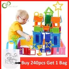 Assembled Blocks Learning-Toys Smart-Stick Children Educational Gift Imagination DIY