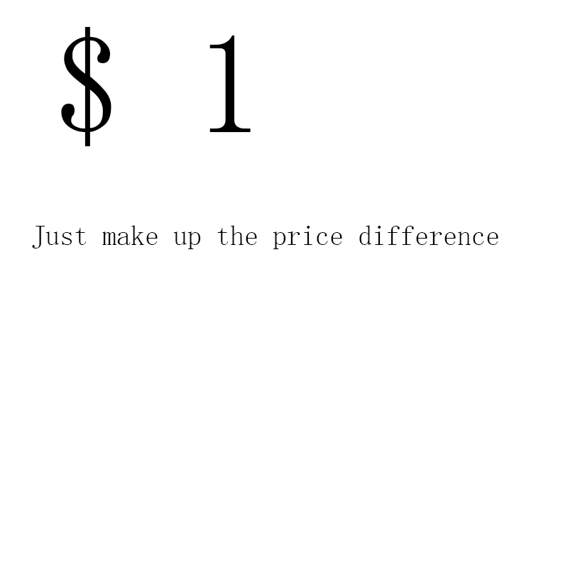 Just Make Up The Price Difference