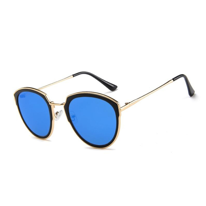 Vintage sunglasses women fashion personality