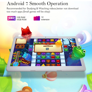Image 3 - ANRY Android Tablet 10.1 Inch 3G Phone Call Wifi GPS Bluetooth 1GB+16GB Quad Core Touch Screen Gift Tablet For Kids Children