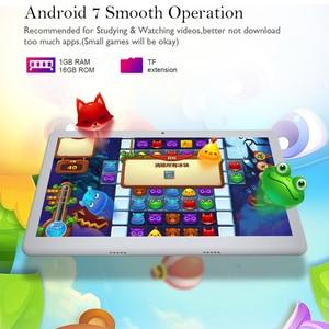 Image 3 - Anry Máy Tính Bảng Android 10.1 Inch Điện Thoại 3G GỌI Wifi GPS Bluetooth 1GB + 16GB Quad Core Cảm Ứng màn Hình Tặng Máy Tính Bảng Cho Trẻ Em