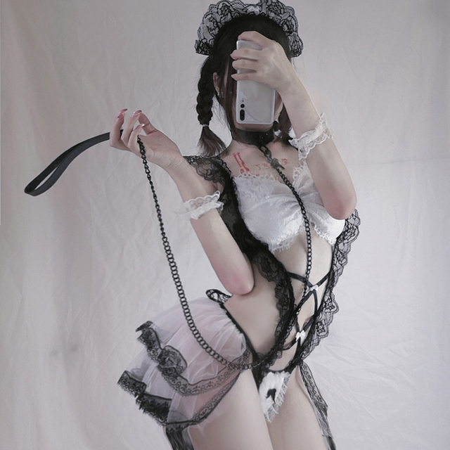 Japanese Maid Cosplay Costumes
