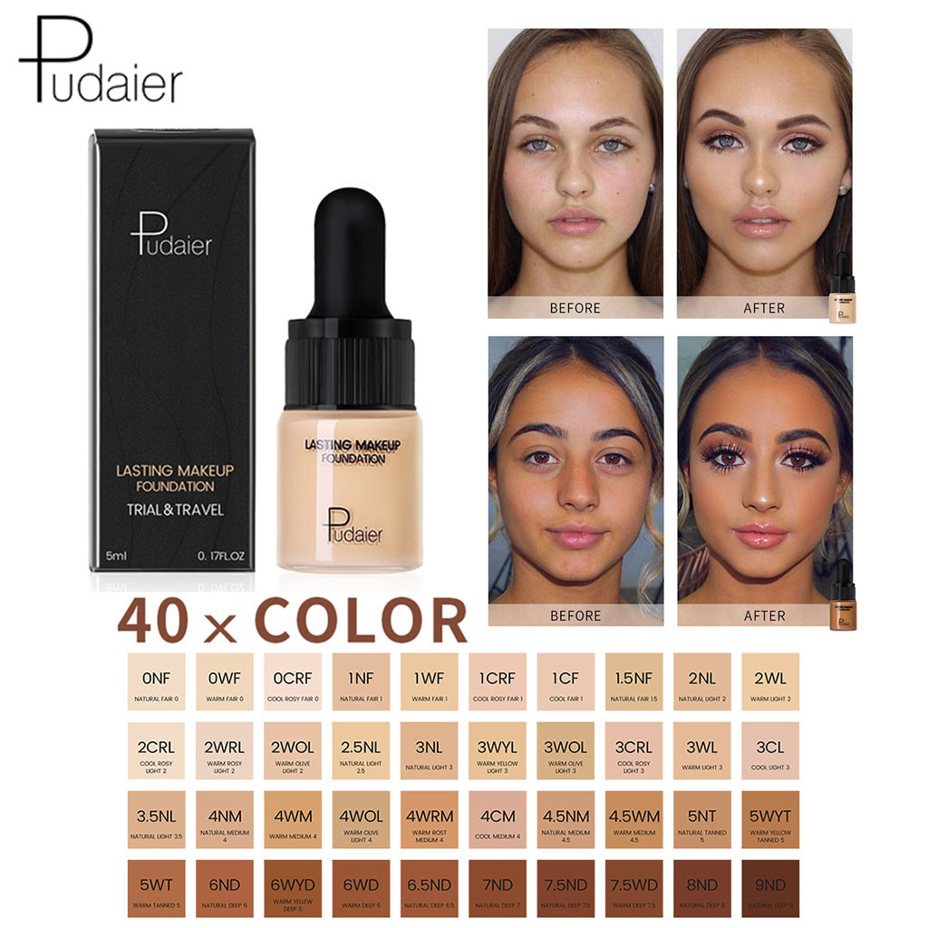Make-Up Cover HIGH-COVERING Foundation Concealer Liquid Foundation Long Lasting Repairing Moisturizing Foundation Cream