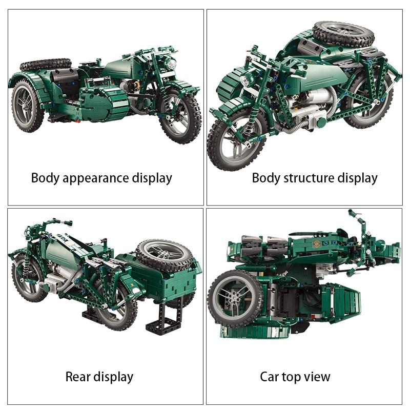 Cada C51021 RC Motorcycles