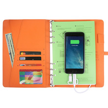 Newyes A5 Smart Erasable wireless charging Notebook With PowerBank Usb Flash Drive Notepad App Connection School Office Supplies xp pen note plus smart reusable erasable notebook cloud flash storage for school office supplies app connection